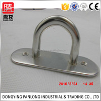 standard oblong pad eye,stainless steel oblong pad eye china supplier