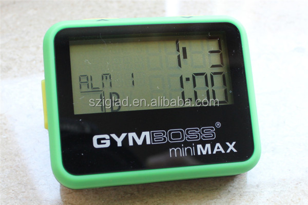 High quality and appliance fitness interval digital timer for running