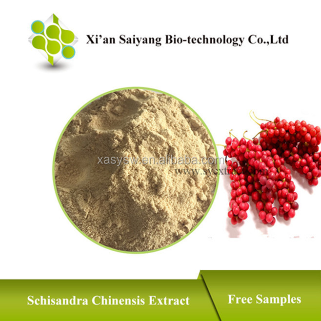 High quality Schisandra Berries P.E/Schizandrol A with good price