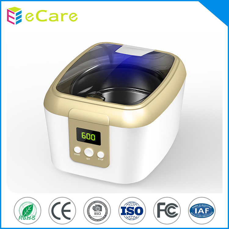 Hot style desktop dental lab ultrasonic nail cleaner