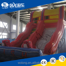 kids jumping inflatable equipment, inflatable pool water slide