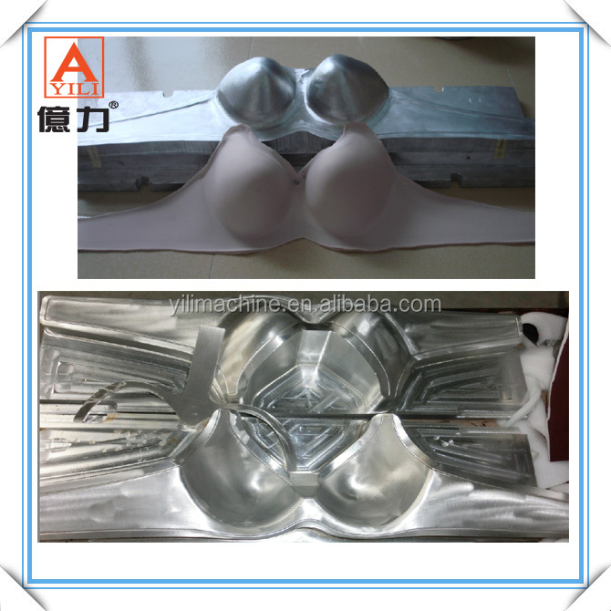 seamless one piece bra moulds