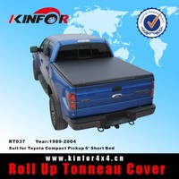 Pick up 4x4 Tonneau Cover suit for Toyota Compact Pickup 6' Short Bed Model1989-2004