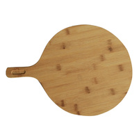 Round Pizza Tray Bamboo chopping board