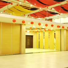 Superior Hotel Rooms Sliding Soundproof Movable Partition Wall