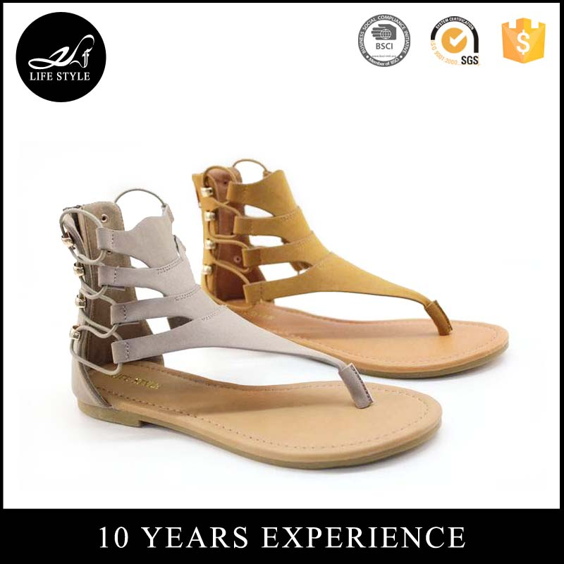 New summer collection fashion wholesale lades shoes women sandals