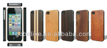 2013 hot wood case for iphone 5