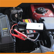 Oem Top gift car jump starter 6000mah for 12v engine booster mini powerbank with led light