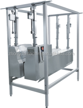 Food Grade of Plucker Machine for duck slaughter machine