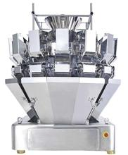 CE high speed 14 head multihead weigher for cereal,pasta,candy,seed,chips,coffee bean,nut,puffy food,biscuit,chocolate