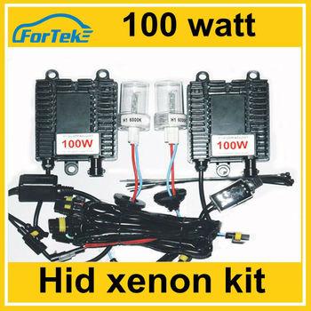 100 watt hid xenon kit h4 h7 h13 9005 9006 9007 35w 55w. Black Bedroom Furniture Sets. Home Design Ideas