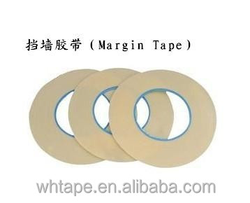 Double Layer Non-woven Cloth Tape/ Insulation Margin Tape