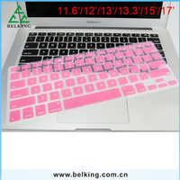 Colorful For Macbook Tablet Keyboard Soft Silicone Protector Cover