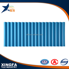 Weather resistance pvc corrugated aluminum composite roof panels
