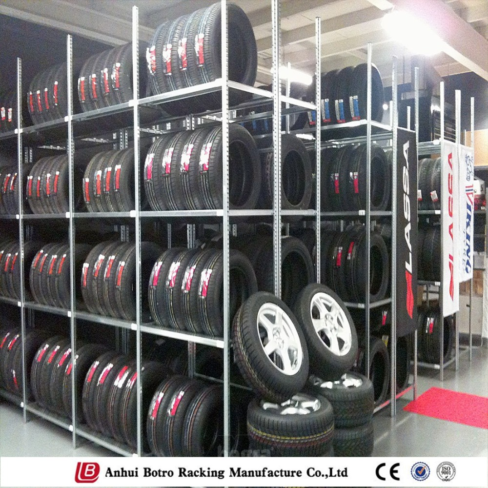 tire rack display,tire pallet racking,storage metal racking