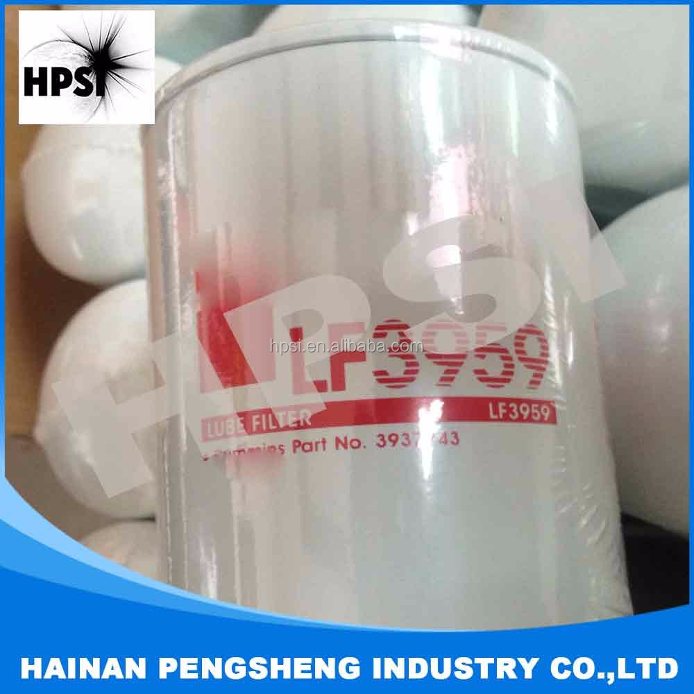 Diesel Engine Parts Lube Filter For Lubrication System LF670 Oil Filter