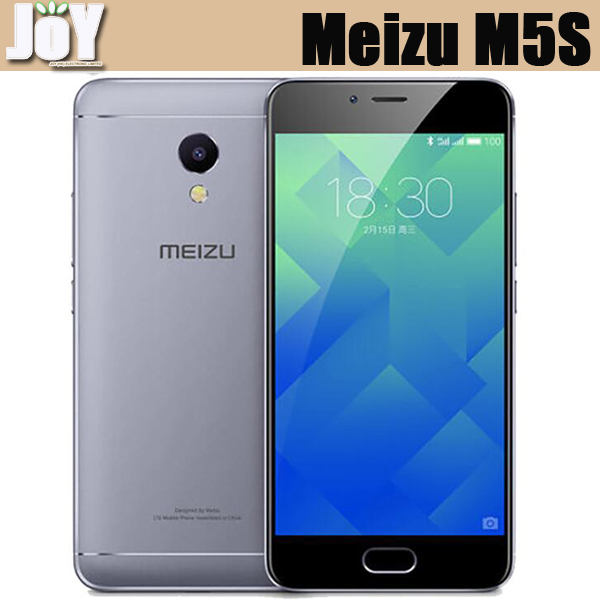 5.2 Inch Meizu M5S 32GB ROM 4G LTE MT6753 Octa Core 3GB RAM Mobile Phone