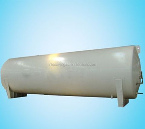 Cryogenic tank for oxygen/nitrogen/natural gas/carbon dioxide storage