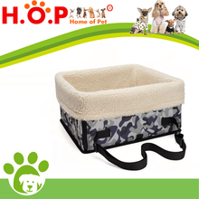 Waterproof Easy Folding Pet Car Seat Carrier / Car Booster Seat for Small Dogs Cats Animals