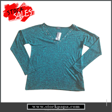 Stock clothes wholesale cool unique quality sweatshirts for women