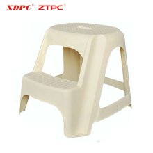 Plastic 2-step foot stool