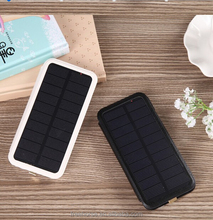 solar phone case charger solar mobile phone charger case solar power phone case for iphone7 plus 5000mah
