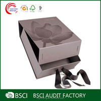 Custom Design printed paper bow tie packaging box