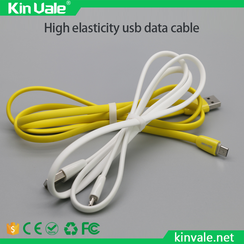 Usb Type C Cable Usb Multi Charge Cable 24Awg 2C Usb Cable