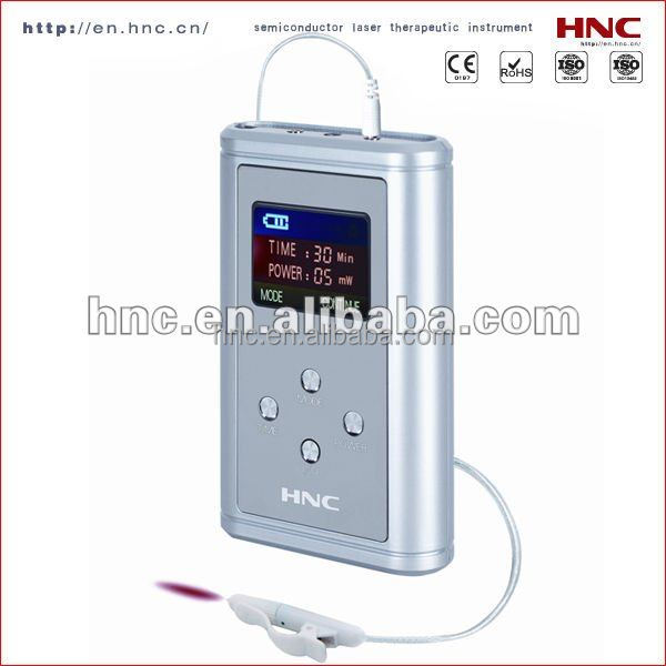 High Blood Pressure Cold Laser Physical Therapy Equipment