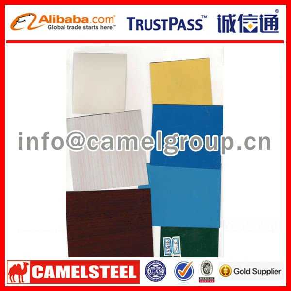 Pre-painted Galvanized Steel Plate Construction Material