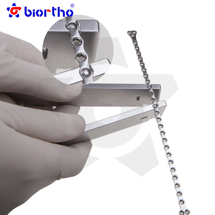 Veterinary Reconstruction Plate Bender Orthopedic Instruments