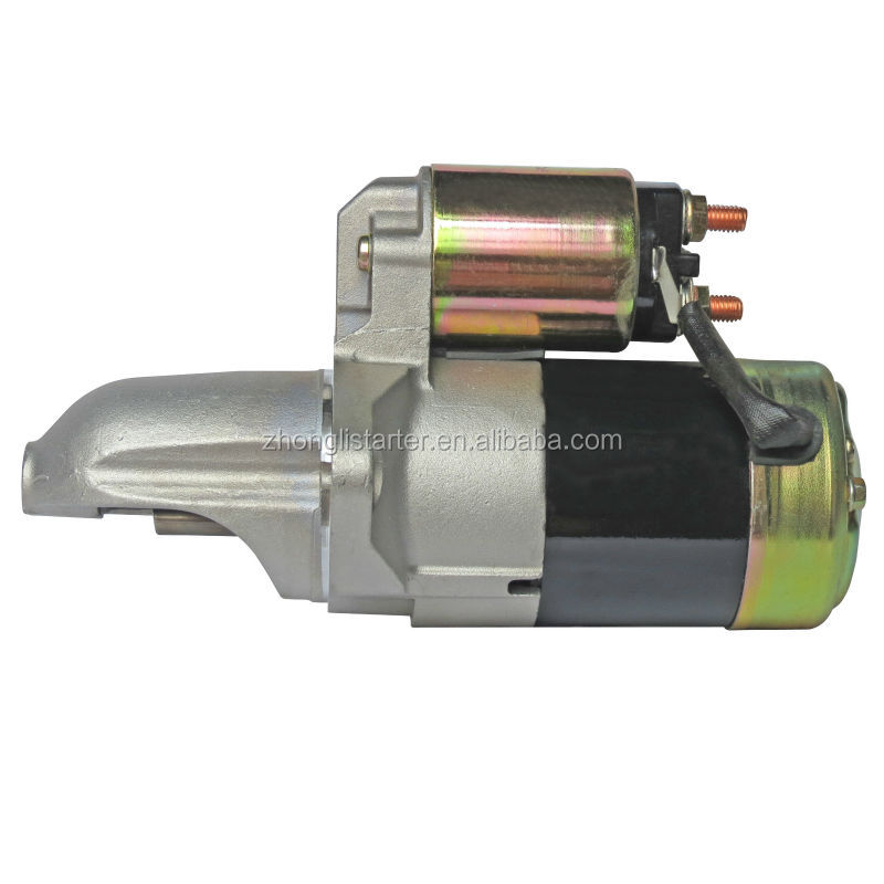 Top-quality rebuilt auto starter motor for Subaru Forest OEM: 23300-AA380 Lester: 17717