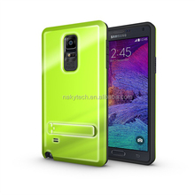 2014 New Products Hard Slim Armor Hard cover for Samsung Galaxy Note 4,cell phone cases