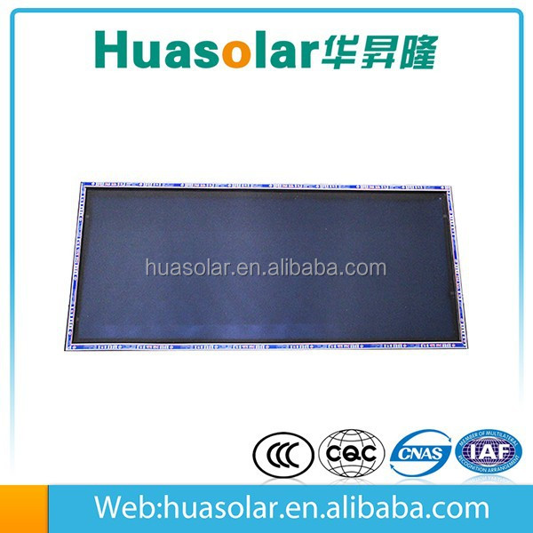 2013 High-end flat plate solar collector,epdm solar pool heating collector/solar heater swimming pool heating system
