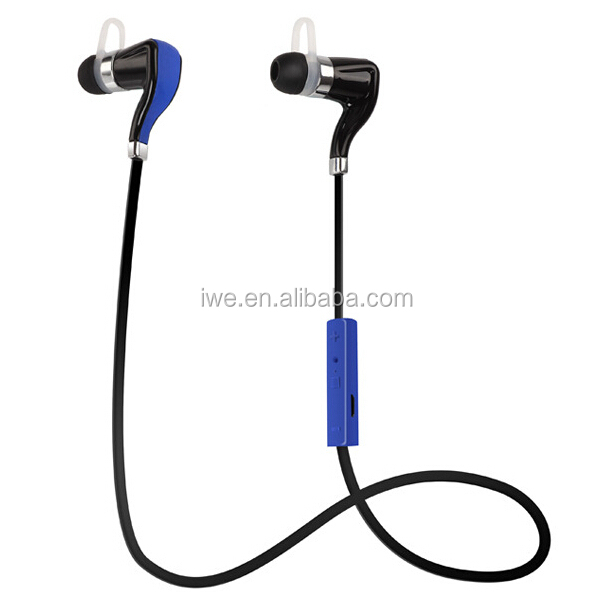 long standby time new 2015 stereo bluetooth headphone without wire oem sport inear headphones. Black Bedroom Furniture Sets. Home Design Ideas