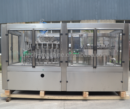 Best Price Full-auto Bottled Fruit Juice Filling Machine/ Line For Sale