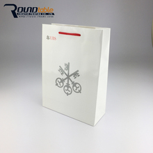 China cheap design smart shopping bag custom made paper bags