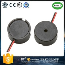 plastic 90db underwater buzzer with pin
