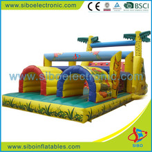 GMIF5007 banzai inflatable water slide for adult