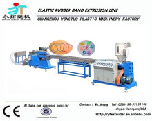 Most advanced TPU\TPR\SBS rubber band extrusion production line/making machine