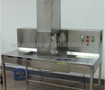 automatic tomato splitting machine/fruit splitting machine/ffruit splitter