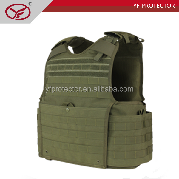 Enforcer Releasable plate carrier/military riot protection/ under armor vest