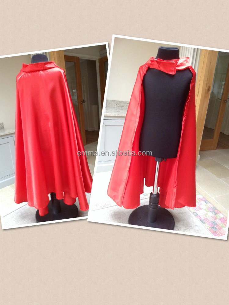 Christmas Children's Halloween party gift super hero kids capes CCP5006