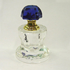 10ML Quartz Car Logo Perfume Bottle Air Freshener Paperweights Feng Shui Decorative Crafts car decoration Crystal Perfume bottle