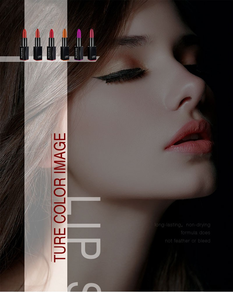Menow Lip Use Waterproof Cosmetic Purely Matte Lipstick