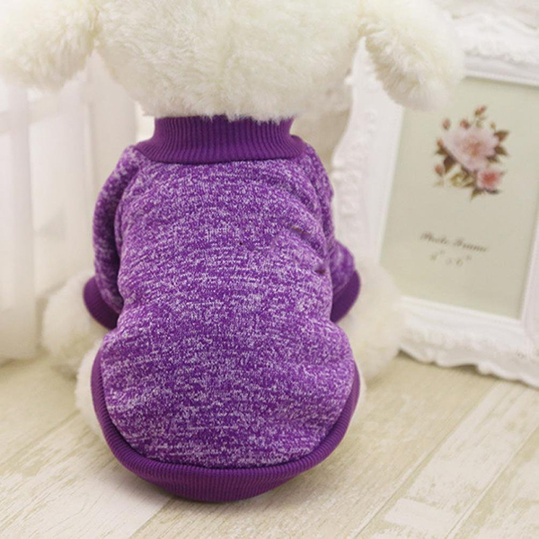 Wholesale cute design Dog Clothes Winter