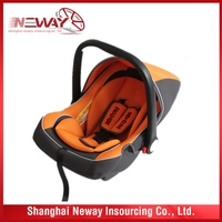 Newest high grade manufacturer inflatable baby car seat