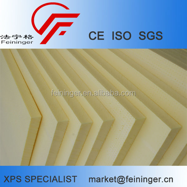 building materials insulation board for floor heating