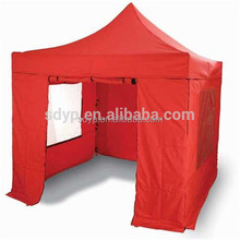 windproof waterproof upscale oxford fabric PU coated tent gazebo canopy