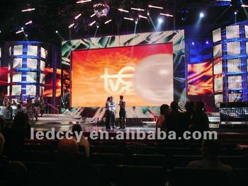 Shenzhen led!ph12.5 indoor full color led curtain/led video wall/led stage curtain screen